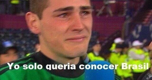 """""""Eu só queria conhecer o Brasil"""""""