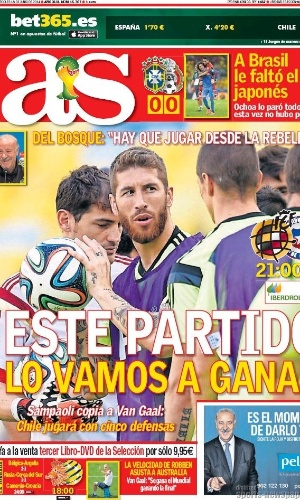 """Jornal As provocou a seleção após empate sem gols com o México: """"Faltou o japonês"""""""