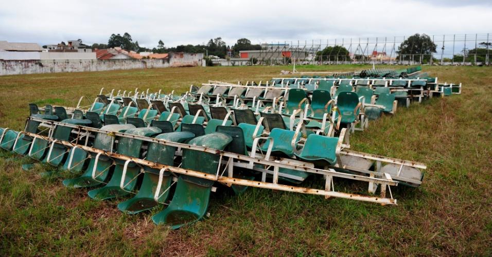Estádio Wolmar Salton era a antiga casa do Gaúcho, na rua em que vivia o jovem Luiz Felipe Scolari