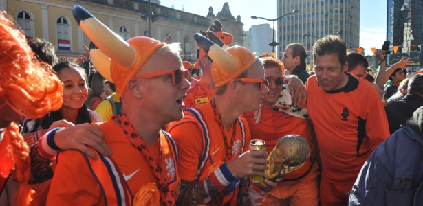 Holandeses foram os que mais gastaram, mas mesmo assim a meta absoluta não será atingida