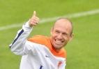 Pesquisão UOL Copa: Holanda é a melhor na opinião da imprensa estrangeira - EFE/EPA/KOEN VAN WEEL