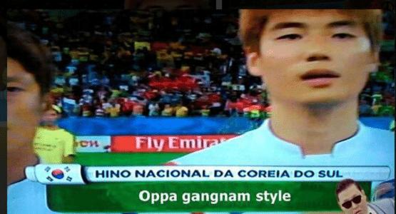 Hino coreano ganhou uma versão bem conhecida