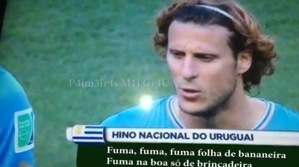 Hino de Uruguai ganhou uma versão reggae