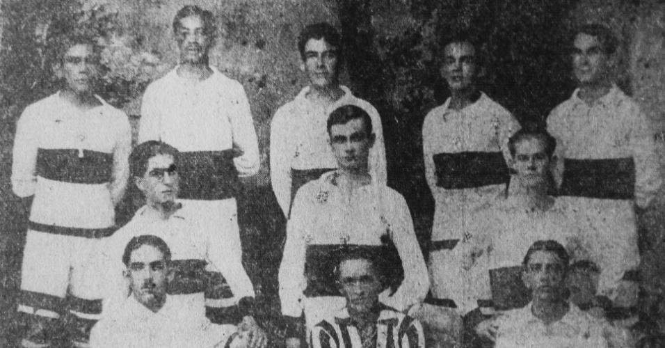 O Rio Negro foi fundado por empresários da borracha e manteve o elitismo do futebol de Manaus