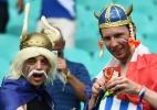 França e Suíça se enfrentam em Salvador - AFP PHOTO / ANNE-CHRISTINE POUJOULAT