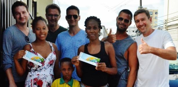 Alemães resolvem distribuir ingressos para moradores locais para Suíça x França