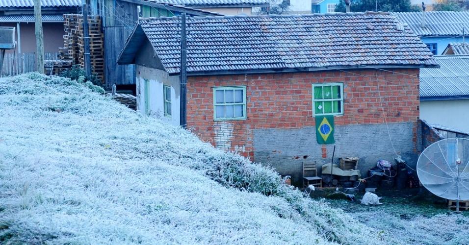 A simpática São Joaquim é um dos destinos preferidos de inverno na serra de Santa Catarina