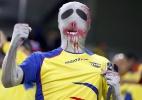 Seleção faz 2 a 0 no Equador com gols de Paulinho e Coutinho - Pilar Olivares/Reuters