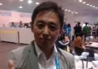 Sul-coreanos andam em bando e usam tradutor online para se virar no Brasil - Marinho Saldanha/UOL