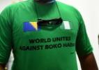 Policiais da Nigéria acompanham torcedores da seleção em Brasília - Aiuri Rebello/UOL