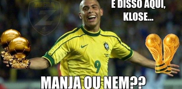 Mesmo empatados em gols, brasileiro leva a vantagem em títulos da Copa