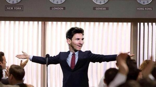 Messi salvou a Argentina contra o Irã