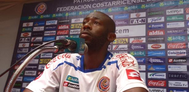 Ex-atacante, Paulo Wanchope é considerado o melhor jogador da história da Costa Rica