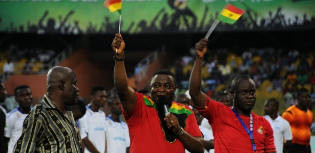 Suposto esquema de manipulação de resultados envolve a seleção de Gana