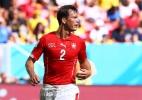 """Suíço se diz orgulhoso por campanha na Copa: """"enfrentamos um dos melhores"""" - Clive Brunskill/Getty Images"""