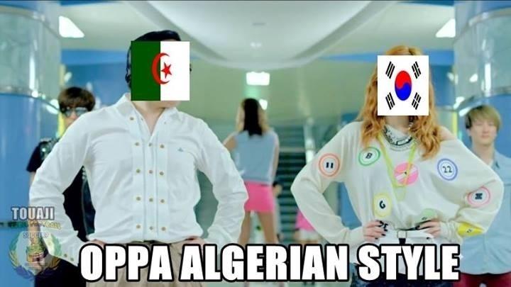 Oppa Gangnam Style? Argelinos criam nova versão dedicada aos sul-coreanos