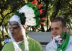 Alemanha e Argélia se enfrentam em Porto Alegre - EFE/EPA/MARCUS BRANDT