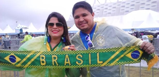 Brasileiros deixam jogo da seleção de lado para ver Croácia x México ao vivo