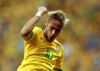 Só Neymar salva. Atacante faz 2 e leva Brasil às oitavas para encarar Chile - Jefferson Bernardes/VIPCOMM