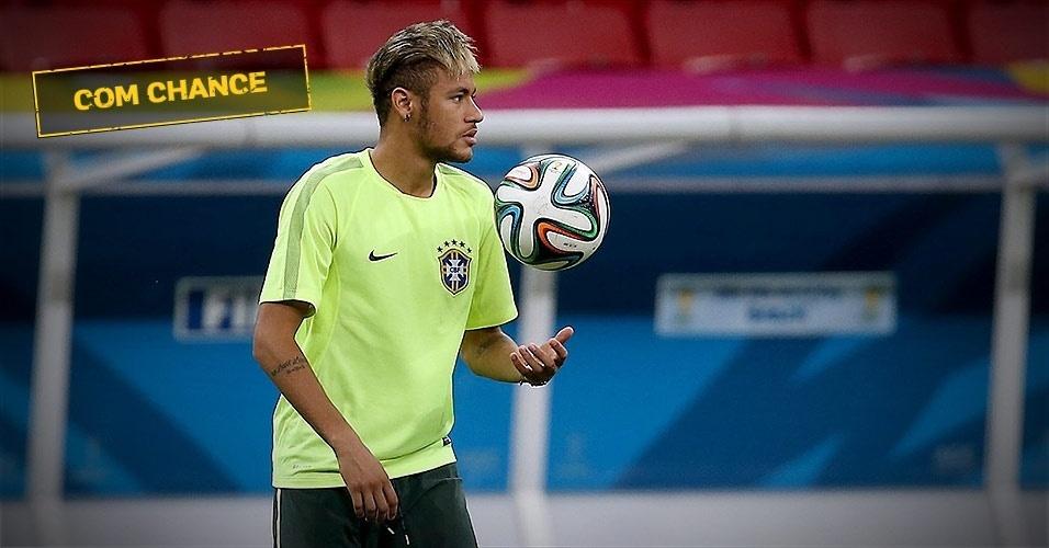 GRUPO A: Brasil - Com chances