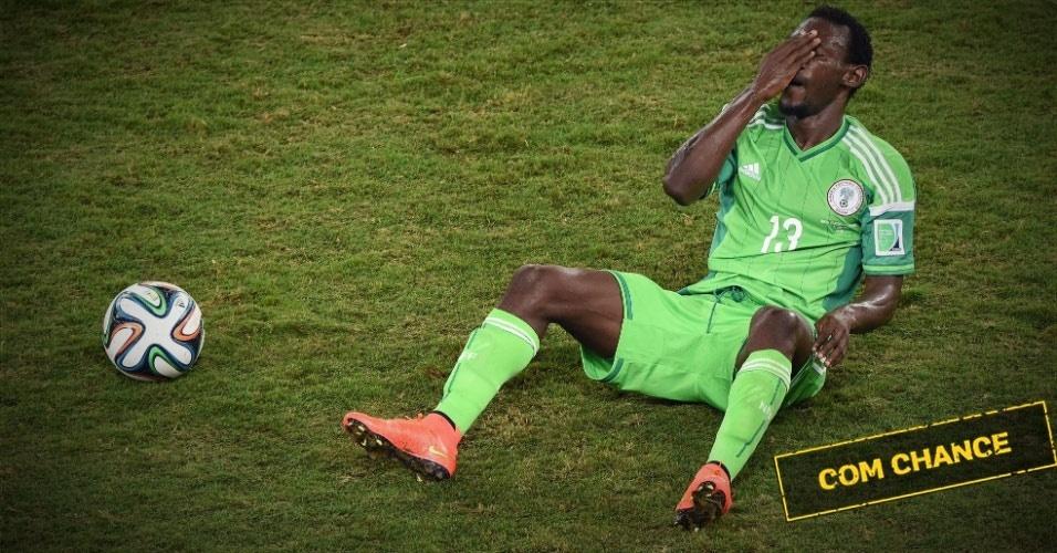 GRUPO F: Nigéria - Com chances
