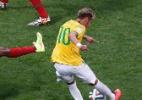 Mais finalizador, Brasil enfrenta um Chile que passa e corre mais - REUTERS/David Gray
