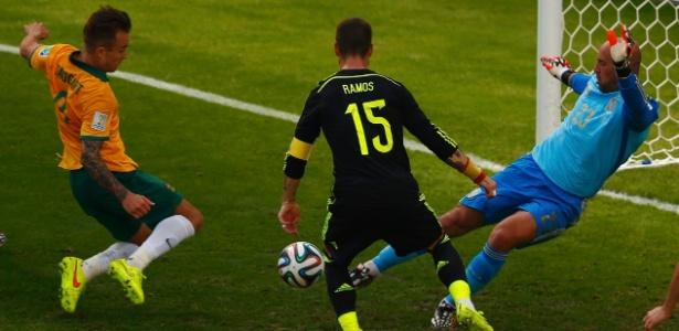 Pepe Reina esteve na Copa do Mundo de 2014 e agora sonha com volta ao Barcelona