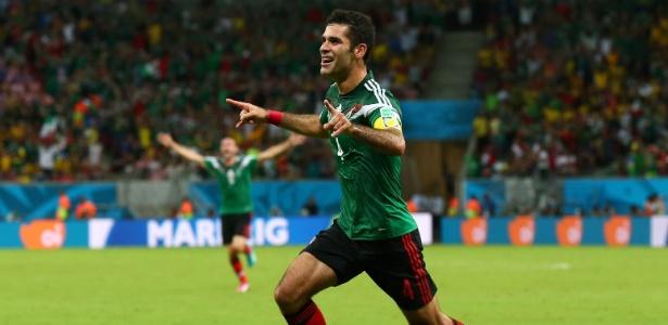 Experiente zagueiro Rafael Márquez avisa que atacante holandês Robben terá cobertura na marcação