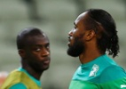 Touré ainda remói eliminação polêmica: