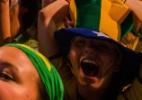 Fan Fest de São Paulo durante Brasil x Camarões - Apu Gomes/Folhapress