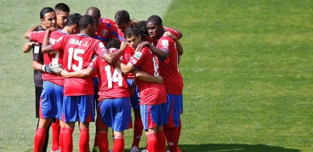 Seleção da Costa Rica aposta na força do grupo para seguir adiante na Copa do Mundo do Brasil