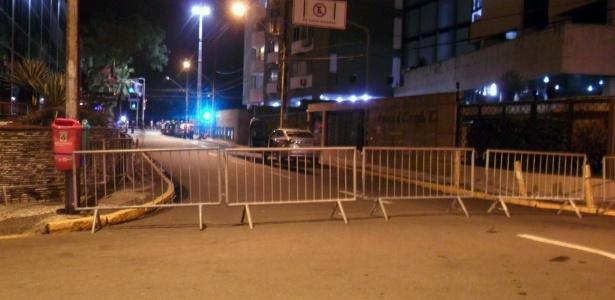 Segurança para hotel dos EUA em Recife