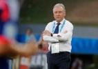 """Técnico do Japão lamenta """"abordagem psicológica errada"""" para a Copa - REUTERS/Eric Gaillard"""