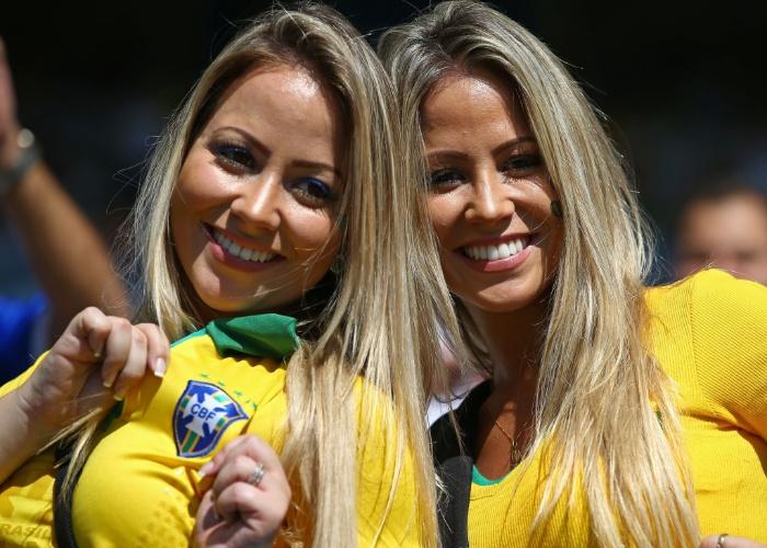 Belas da Copa do Mundo de 2014 - BOL Fotos - BOL Fotos 9a1554077f124