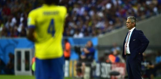 Rueda se torna a primeira opção do Cruzeiro após recusas de Jorginho e Marcelo Oliveira
