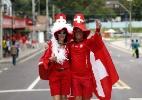 Argentina e Suíça se enfrentam no Itaquerão - Julian Finney/Getty Images