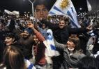 Uruguai x Brasil - Eliminatórias da Copa - Natacha Pisarenko/AP