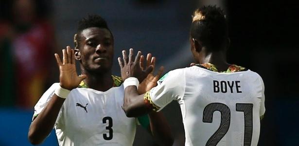Ganeses ameaçaram greve em plena Copa do Mundo caso não recebessem recompensa financeira