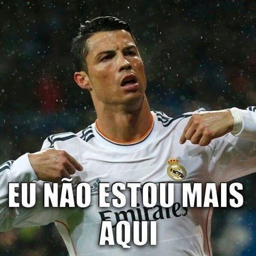 Comemorações de Cristiano Ronaldo geram brincadeiras na internet