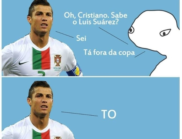 Internautas não perdoam Cristiano Ronaldo após eliminação de Portugal