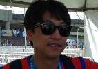 Astro pop sul-coreano passeia anônimo no Itaquerão - Luis Augusuto Simon/UOL