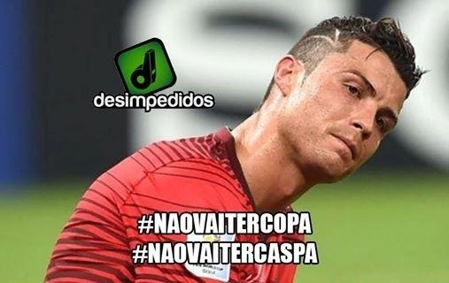 Não vai ter mais Copa para Cristiano Ronaldo