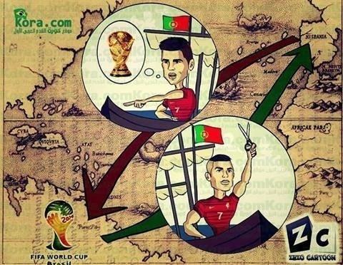 Ronaldo não voltou para casa com o que queria