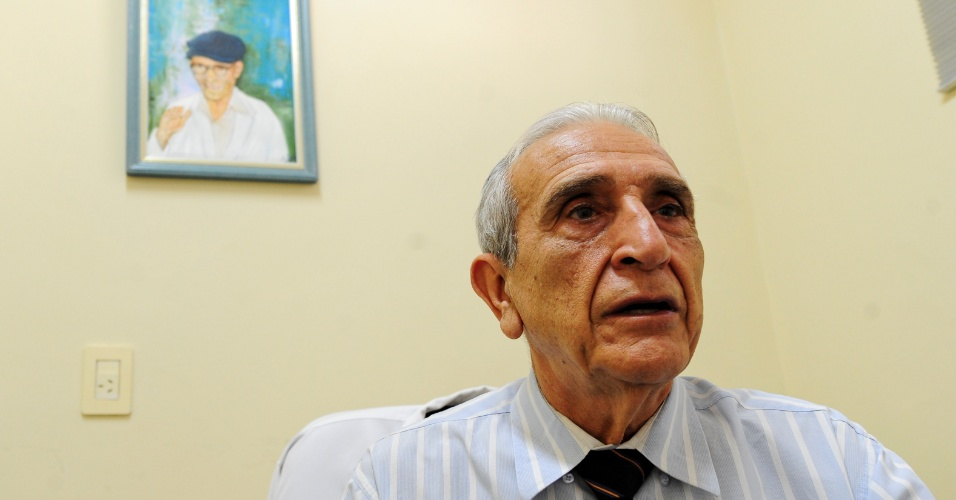 Euripedes Tahan Vieira foi médico pessoal de Chico Xavier e acompanhou o médium em parte de sua vida como líder espírita