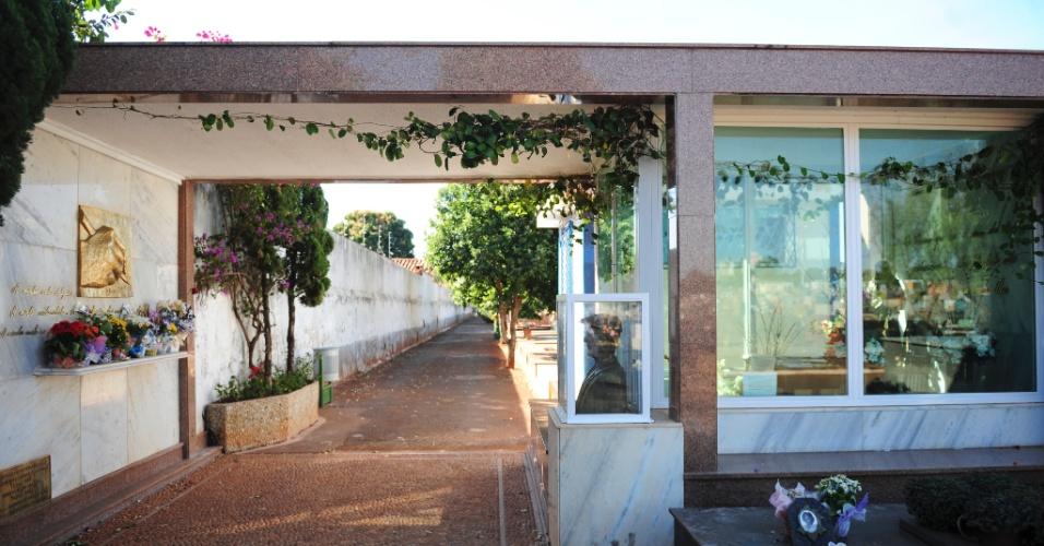 Cemitério João Batista é um dos pontos de visitação de turistas em Uberaba, considerada capital do espiritismo nacional