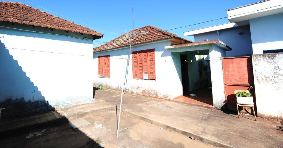 Primeira casa de Chico Xavier em Uberaba ainda abriga centro espírita e trabalhos comunitários