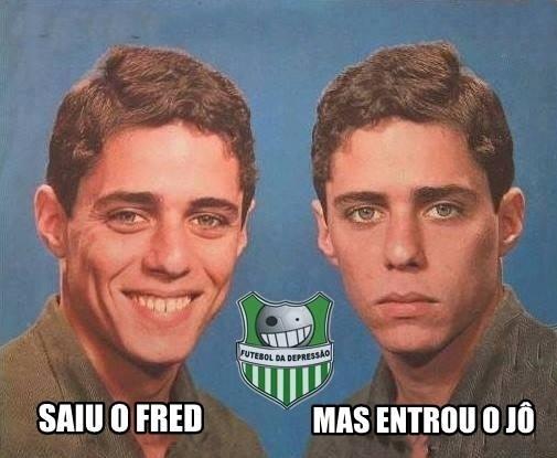 Chico Buarque resume o sentimento da torcida brasileira quando Fred saiu de campo