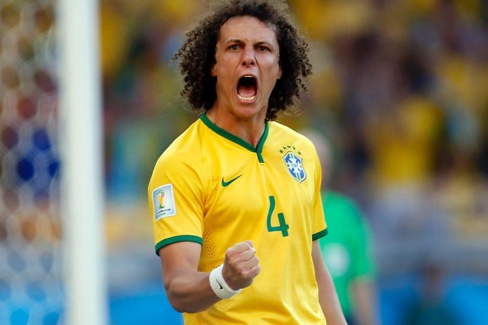 Brasil x Chile - Oitavas de final (28.jun.2014) - BOL Fotos - BOL Fotos 8fb253d1d0b54