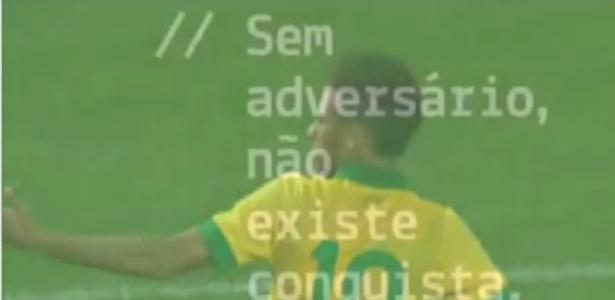 Neymar manda mansagem em vídeo-montagem no Instagram antes do jogo contra o Chile