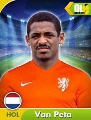 A Holanda teria um desempenho melhor se tivesse convocado o Van Peta
